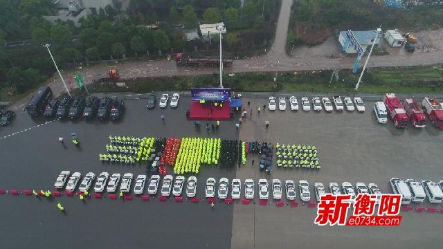 平安春运:衡阳打响2019年春运道路交通安全保卫战