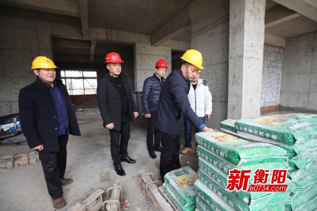 珠晖区优环境惠民生 完成考核项目年度投资55亿