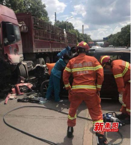 【曬出2018成績單】衡陽市120急救日均出車37次