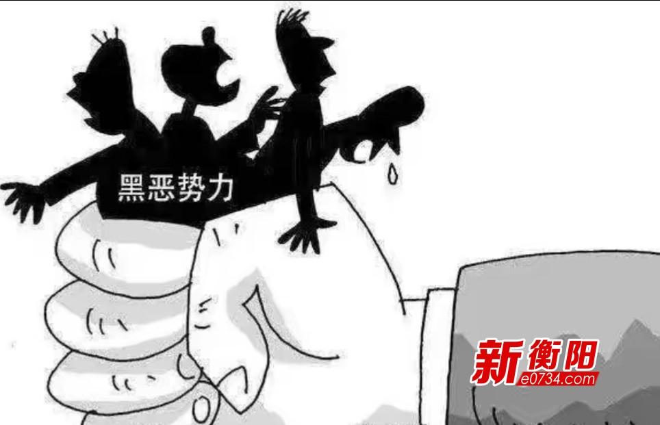 """衡东县创新办案方式 重拳打击黑恶势力""""保护伞"""""""