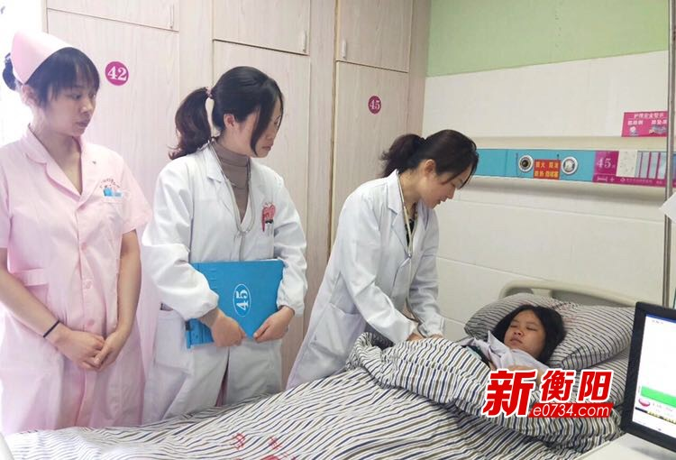 """常宁妇幼保健院谢艳""""以心为灯"""" 用爱守护孕产妇"""