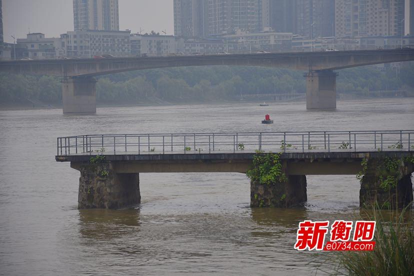 汛情快报:衡阳河道水位普涨 均在警戒水位以下