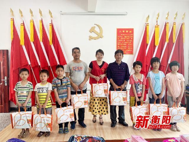 """小心愿大感动 """"衡阳群众""""心系""""最小""""学校"""