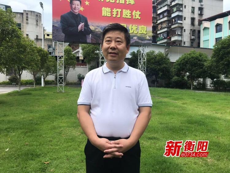 祁东县委书记杜登峰:以长效机制提农村人居环境质量