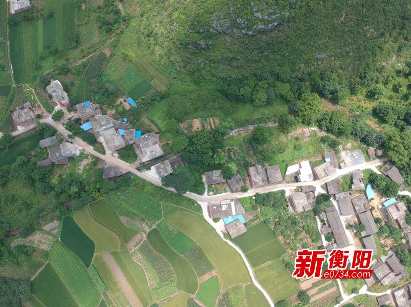 衡阳师范学院下乡探索传统村落 助力乡村新发展