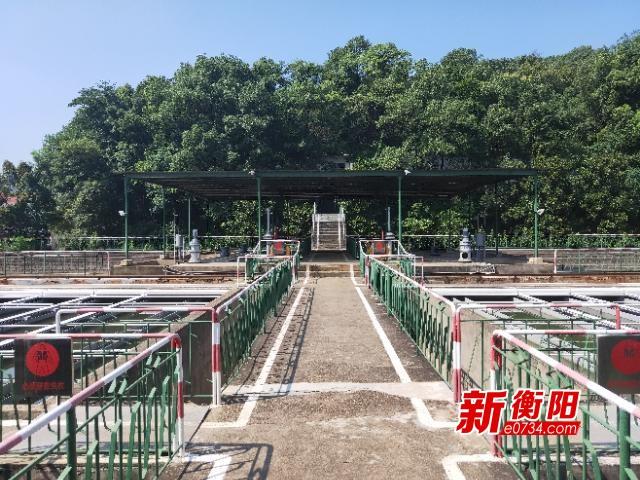 请节约用水!衡阳城区今夏日供水量已达51万吨