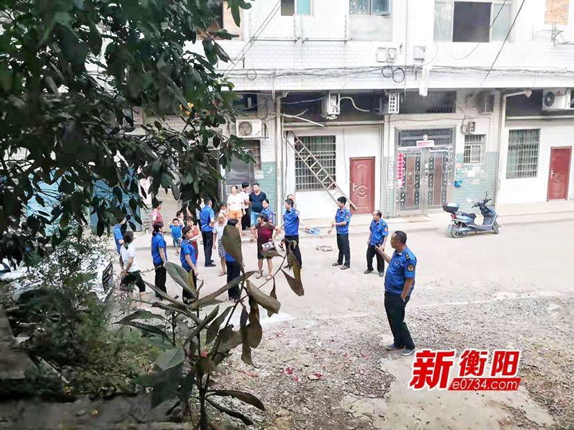 联合执法拉网式巡查 祁东县中元节整治成效明显