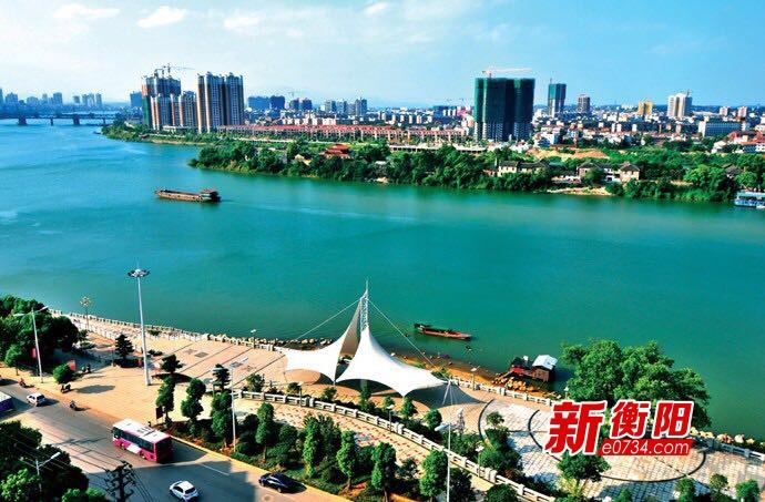 """衡阳""""河长""""倾力守护""""一江碧水"""" 助建最美地级市"""