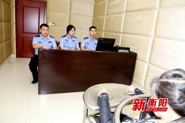 衡阳公安奋战三昼夜成功解救被拐骗女童 嫌疑人被刑拘