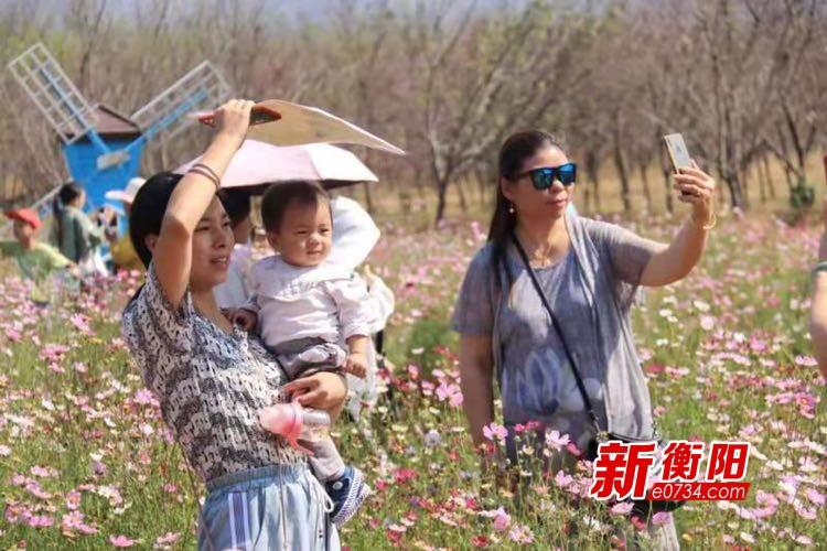 """""""十一""""黄金周:常宁市实现旅游收入7598万元"""