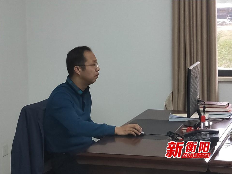 """身边雷锋·衡阳好人:王靖""""记者没有过去式只有进行时"""""""