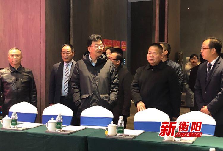 政协衡阳市第十二届委员会第四次会议筹备井然有序