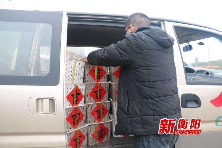 """【新春走基層】""""土貨""""進城渠道多 衡陽消費扶貧超給力"""
