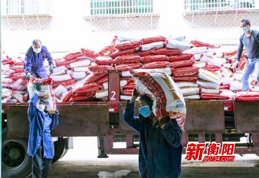 """""""踏疫""""前行  衡东县科技专家服务团助力龙头企业复工复产"""