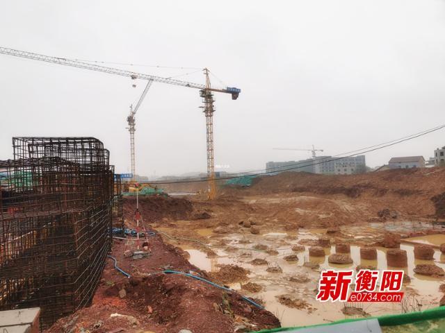奮戰一百天 實現雙過半 蒸湘區104個重點項目助力經濟發展