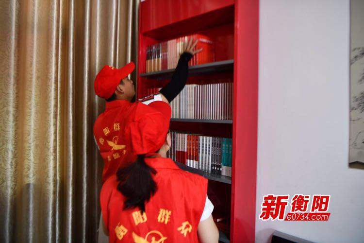 """传播红色基因  常宁市爱国主义教育基地新增了""""微书店"""""""