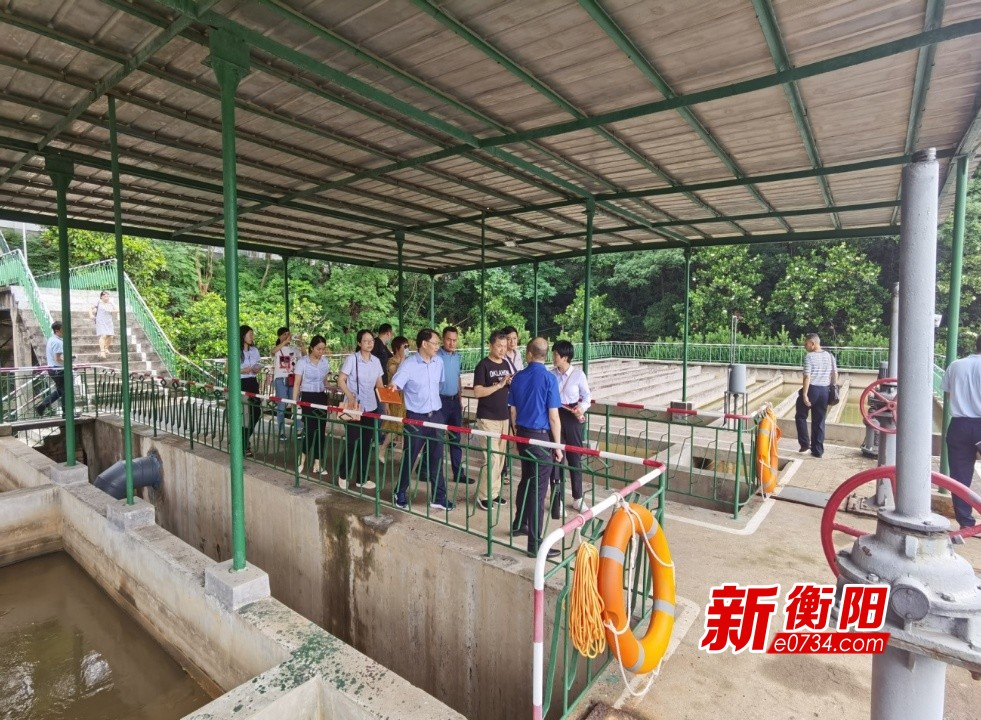 """""""双创""""进行时:衡阳市开展对重点场所创卫技术评估工作"""