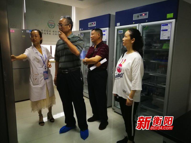 湖南省油茶產商品質量監督檢驗中心落戶衡陽 順利通過驗收