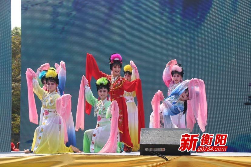 """全國文化和自然遺產日:""""衡州花鼓戲""""展衡陽傳統戲曲風采"""