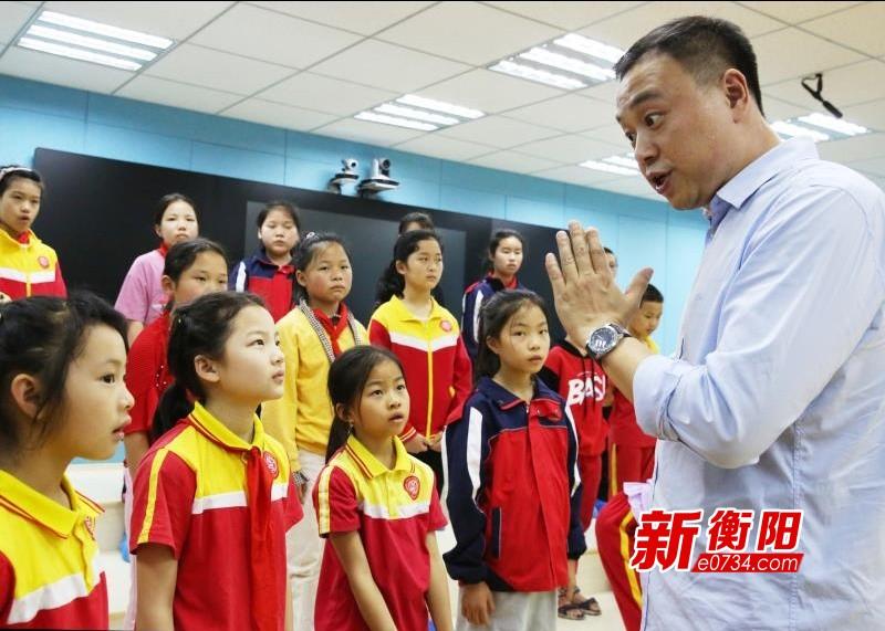 """乘著歌聲去北京!啟航學校留守兒童合唱團唱出""""幸福的模樣"""""""