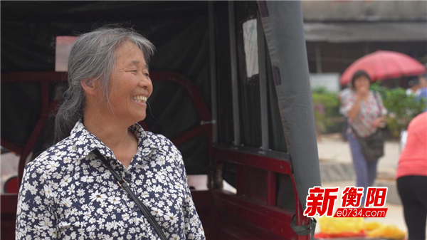 """衡山:""""超人妈妈""""阳芝兰 七旬老太独自撑起一个家"""