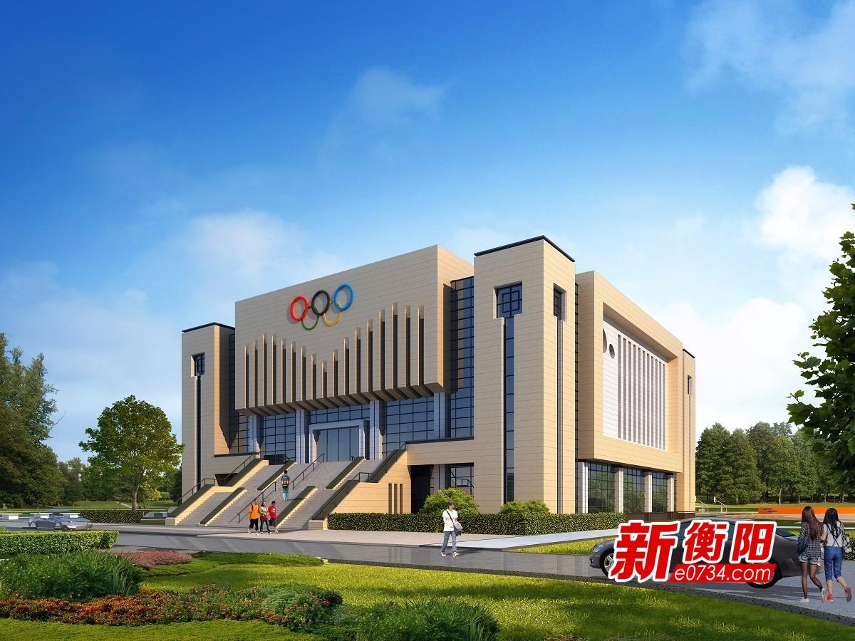 衡阳市新九中迁建工程6月底竣工 计划秋季开学