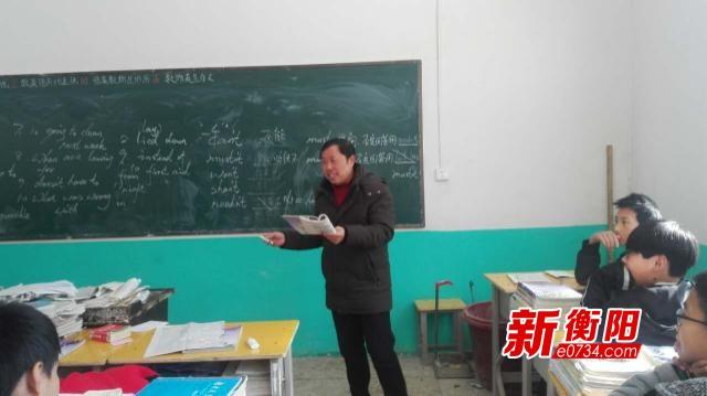 """执教37年如一日 谭田元堪称教育界的""""老黄牛"""""""