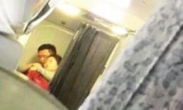 高空惊魂 男子持钢笔挟持乘务人员致航班备降