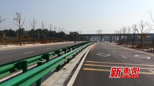 武广高铁衡山西站至南岳公路将于26日正式通车