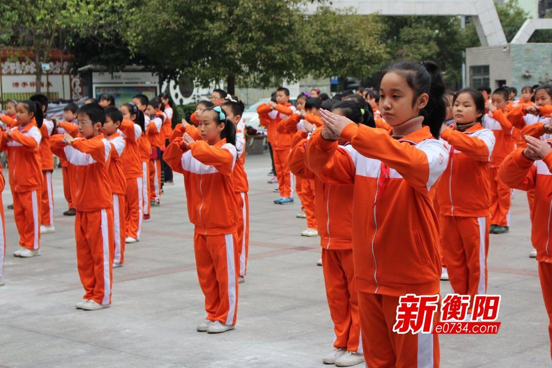 文明校园巡礼:环城南路小学让文明之花开满校园