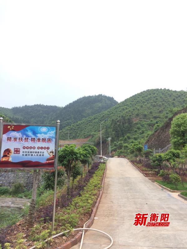 """衡阳耒阳市300万奖补金促村集体""""家底""""厚起来"""