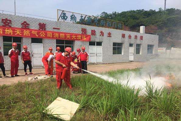衡阳县消防深入重点单位开展培训演练