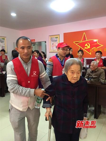 身边雷锋·衡阳好人:唐小健的8年快乐公益路