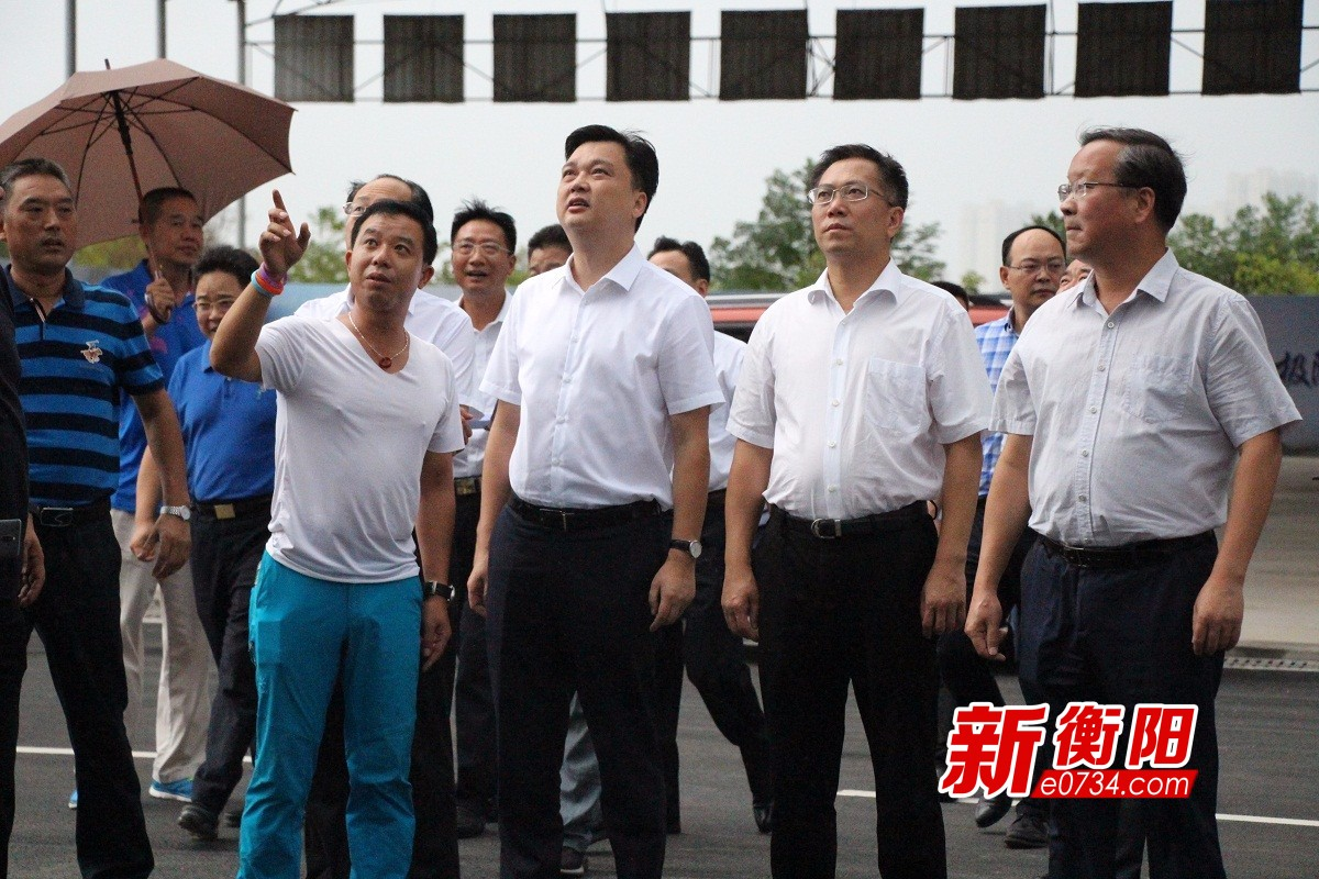 关注省运会:廖健视察省运会安保 要求万无一失