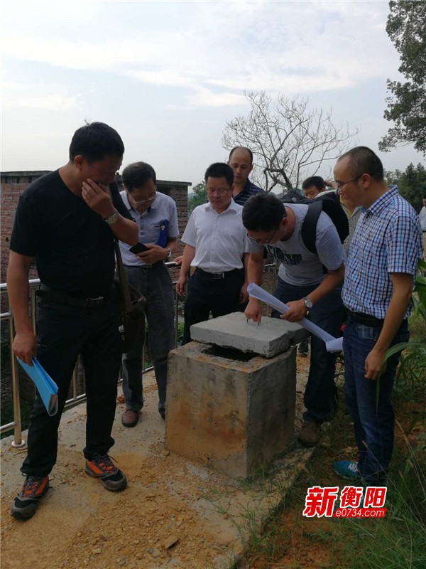 耒阳市重大地质灾害治理项目顺利通过省专项督查