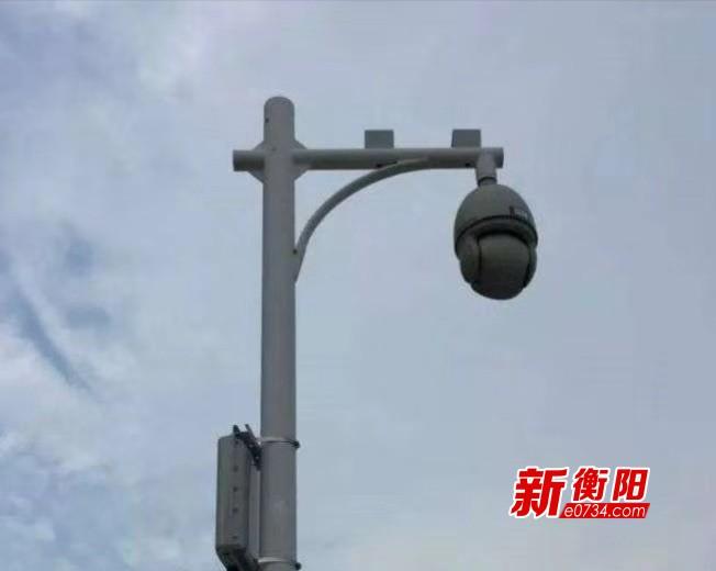 注意!衡阳城区将启动243处监控抓拍机动车违停