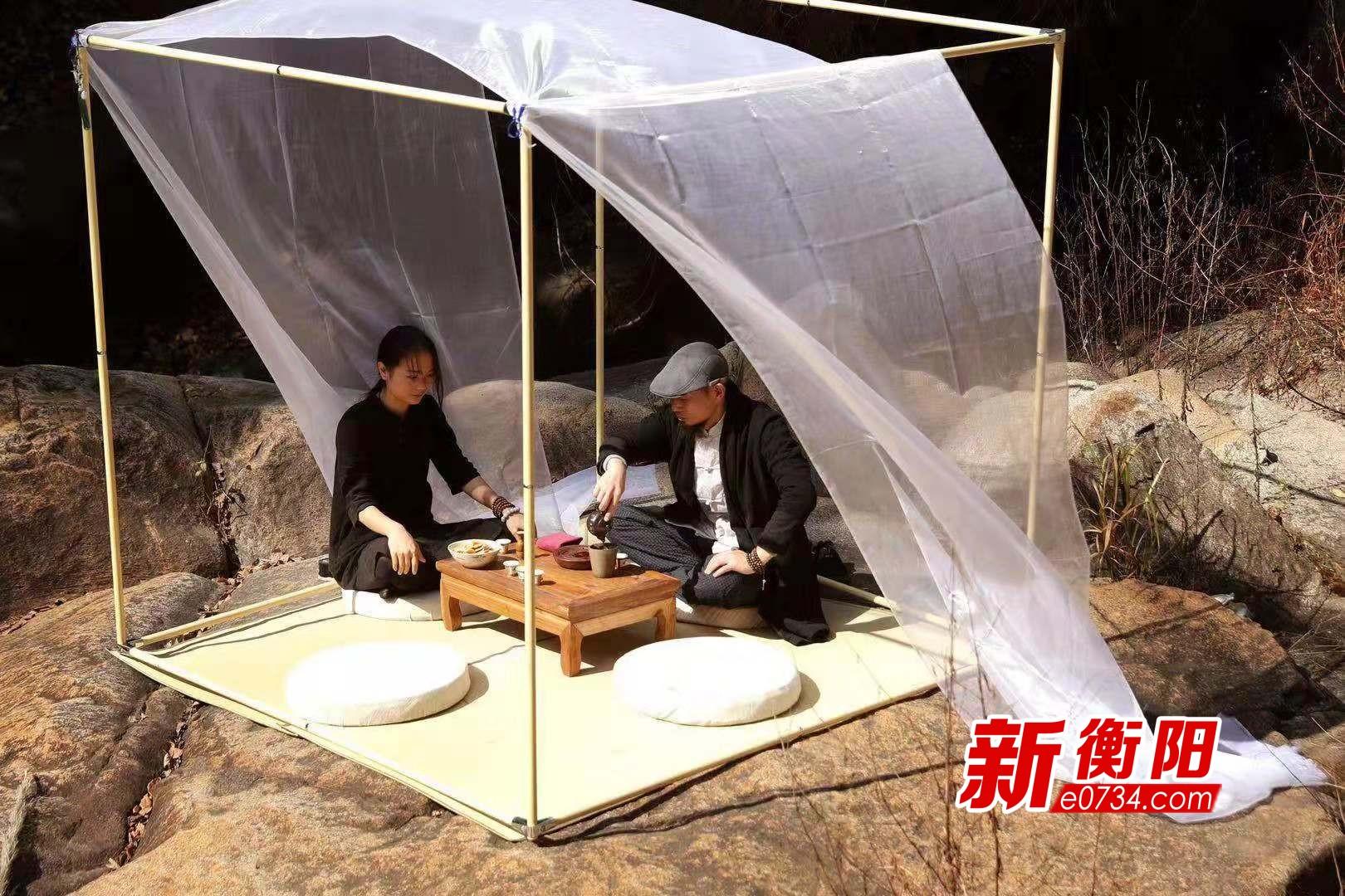 南岳区举办戊戌素女大会 发展湘茶传承中华传统