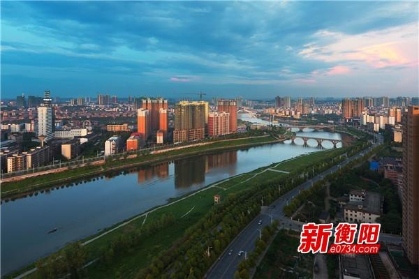 衡阳正青春【发布】衡阳道路交通实现华丽蜕变