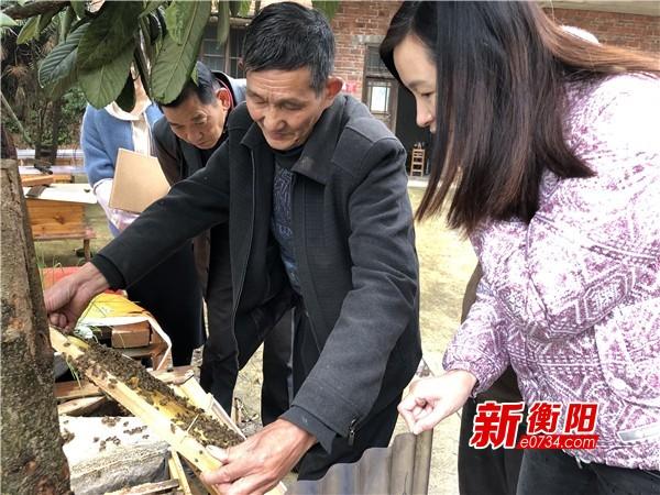 衡阳滨江公司精准扶贫见成效 村民得实惠笑开颜