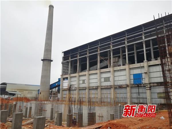 环保督察整改:衡东经开区强化监管 企业扎实整改