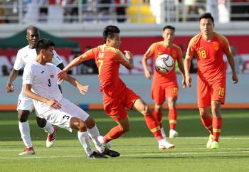 亚洲杯:中国队取得开门红