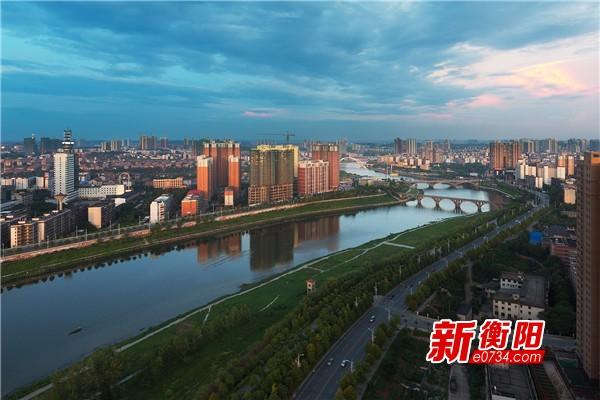 衡阳市城管局致衡阳市民一封信:干干净净迎新春