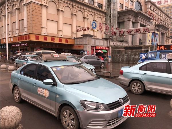 平安春运:衡阳城市公交和城区汽车站无缝对接