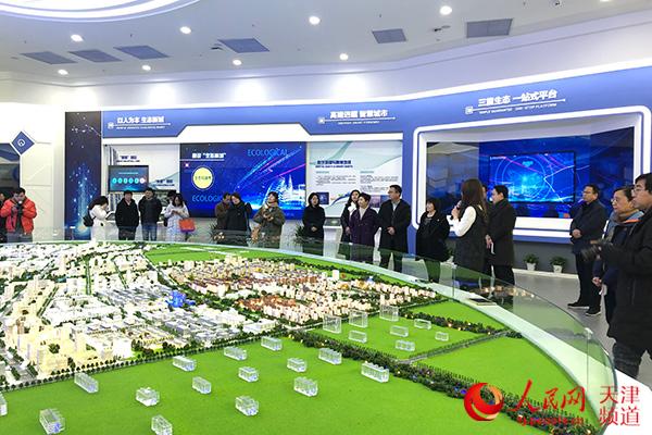【新春走基层】人才落户公司立业 京津中关村科技城发展势头迅猛