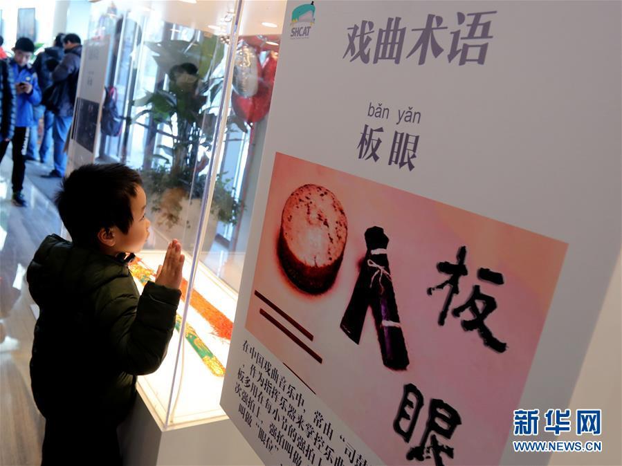 (文化)(3)上海:儿童走近传统戏曲