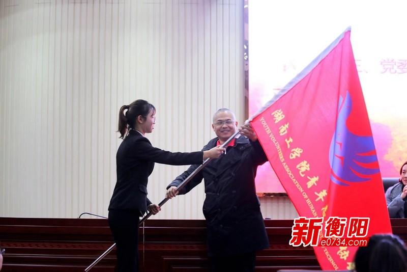 """""""城管地方立法""""宣傳走進湖南工學院學生反響熱烈"""