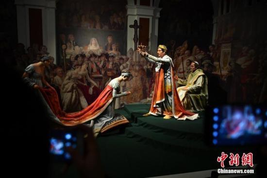 150余件(套)拿破仑文物亮相云南 开启中国巡展