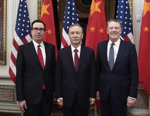 銳參考 | 中美經貿磋商最新進展,這幾天有點兒不尋常!