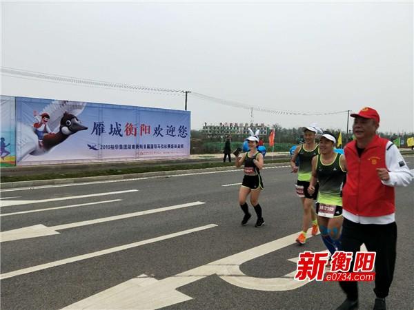 """滨江公司""""衡马陪跑团""""志愿者擦亮""""衡阳群众""""名片"""
