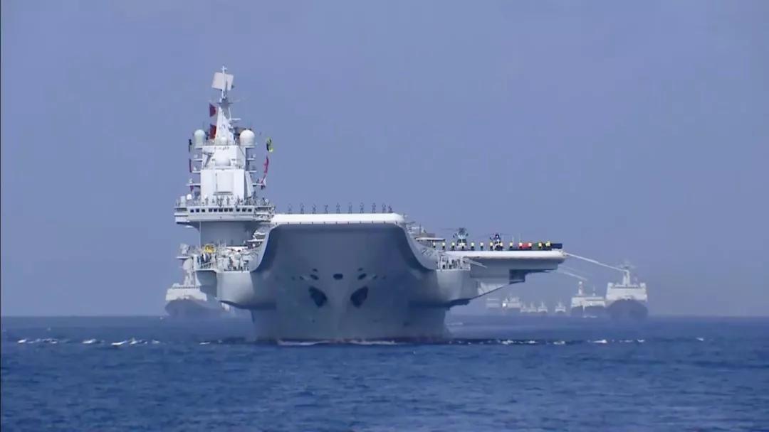 微視頻|中國海軍24小時